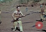 Image of Bayonet drill United States USA, 1942, second 13 stock footage video 65675020467