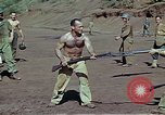 Image of Bayonet drill United States USA, 1942, second 15 stock footage video 65675020467
