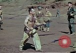 Image of Bayonet drill United States USA, 1942, second 16 stock footage video 65675020467