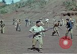 Image of Bayonet drill United States USA, 1942, second 33 stock footage video 65675020467