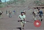 Image of Bayonet drill United States USA, 1942, second 35 stock footage video 65675020467