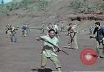Image of Bayonet drill United States USA, 1942, second 36 stock footage video 65675020467