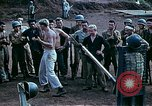 Image of Bayonet drill United States USA, 1942, second 44 stock footage video 65675020467