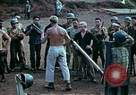 Image of Bayonet drill United States USA, 1942, second 47 stock footage video 65675020467