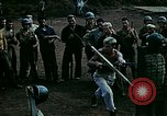 Image of Bayonet drill United States USA, 1942, second 53 stock footage video 65675020467
