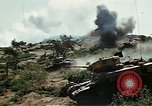 Image of Tank attack training United States USA, 1942, second 9 stock footage video 65675020469