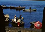 Image of African boatmen North Africa, 1942, second 27 stock footage video 65675020487
