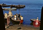 Image of African boatmen North Africa, 1942, second 34 stock footage video 65675020487