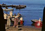 Image of African boatmen North Africa, 1942, second 35 stock footage video 65675020487