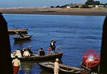 Image of African boatmen North Africa, 1942, second 52 stock footage video 65675020487