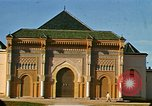 Image of Palace of Sultan Mohammed V Rabat Morocco, 1942, second 3 stock footage video 65675020488