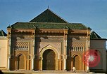 Image of Palace of Sultan Mohammed V Rabat Morocco, 1942, second 4 stock footage video 65675020488