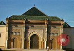 Image of Palace of Sultan Mohammed V Rabat Morocco, 1942, second 5 stock footage video 65675020488