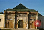 Image of Palace of Sultan Mohammed V Rabat Morocco, 1942, second 6 stock footage video 65675020488
