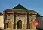 Image of Palace of Sultan Mohammed V Rabat Morocco, 1942, second 7 stock footage video 65675020488