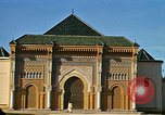 Image of Palace of Sultan Mohammed V Rabat Morocco, 1942, second 9 stock footage video 65675020488