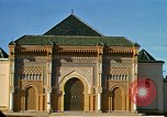 Image of Palace of Sultan Mohammed V Rabat Morocco, 1942, second 11 stock footage video 65675020488