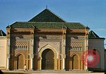 Image of Palace of Sultan Mohammed V Rabat Morocco, 1942, second 12 stock footage video 65675020488