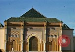 Image of Palace of Sultan Mohammed V Rabat Morocco, 1942, second 13 stock footage video 65675020488
