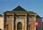 Image of Palace of Sultan Mohammed V Rabat Morocco, 1942, second 14 stock footage video 65675020488