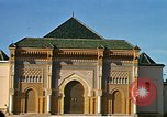 Image of Palace of Sultan Mohammed V Rabat Morocco, 1942, second 15 stock footage video 65675020488