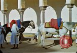 Image of Palace of Sultan Mohammed V Rabat Morocco, 1942, second 21 stock footage video 65675020488