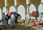 Image of Palace of Sultan Mohammed V Rabat Morocco, 1942, second 22 stock footage video 65675020488