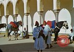 Image of Palace of Sultan Mohammed V Rabat Morocco, 1942, second 26 stock footage video 65675020488