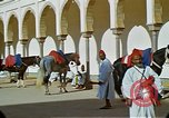 Image of Palace of Sultan Mohammed V Rabat Morocco, 1942, second 28 stock footage video 65675020488