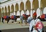Image of Palace of Sultan Mohammed V Rabat Morocco, 1942, second 30 stock footage video 65675020488