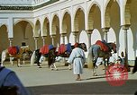 Image of Palace of Sultan Mohammed V Rabat Morocco, 1942, second 32 stock footage video 65675020488
