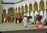 Image of Palace of Sultan Mohammed V Rabat Morocco, 1942, second 33 stock footage video 65675020488