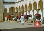 Image of Palace of Sultan Mohammed V Rabat Morocco, 1942, second 34 stock footage video 65675020488
