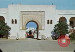 Image of Palace of Sultan Mohammed V Rabat Morocco, 1942, second 36 stock footage video 65675020488