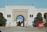 Image of Palace of Sultan Mohammed V Rabat Morocco, 1942, second 38 stock footage video 65675020488