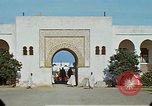 Image of Palace of Sultan Mohammed V Rabat Morocco, 1942, second 39 stock footage video 65675020488