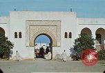 Image of Palace of Sultan Mohammed V Rabat Morocco, 1942, second 40 stock footage video 65675020488