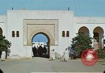 Image of Palace of Sultan Mohammed V Rabat Morocco, 1942, second 43 stock footage video 65675020488