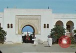 Image of Palace of Sultan Mohammed V Rabat Morocco, 1942, second 46 stock footage video 65675020488