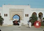 Image of Palace of Sultan Mohammed V Rabat Morocco, 1942, second 47 stock footage video 65675020488