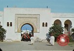 Image of Palace of Sultan Mohammed V Rabat Morocco, 1942, second 48 stock footage video 65675020488