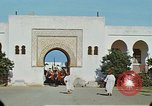 Image of Palace of Sultan Mohammed V Rabat Morocco, 1942, second 49 stock footage video 65675020488
