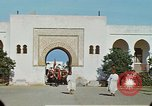 Image of Palace of Sultan Mohammed V Rabat Morocco, 1942, second 50 stock footage video 65675020488