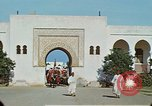 Image of Palace of Sultan Mohammed V Rabat Morocco, 1942, second 51 stock footage video 65675020488