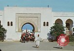 Image of Palace of Sultan Mohammed V Rabat Morocco, 1942, second 53 stock footage video 65675020488