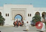 Image of Palace of Sultan Mohammed V Rabat Morocco, 1942, second 55 stock footage video 65675020488