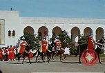 Image of Palace of Sultan Mohammed V Rabat Morocco, 1942, second 57 stock footage video 65675020488