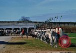 Image of French horsemen Rabat Morocco, 1942, second 4 stock footage video 65675020490