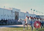 Image of French horsemen Rabat Morocco, 1942, second 13 stock footage video 65675020490