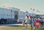 Image of French horsemen Rabat Morocco, 1942, second 14 stock footage video 65675020490